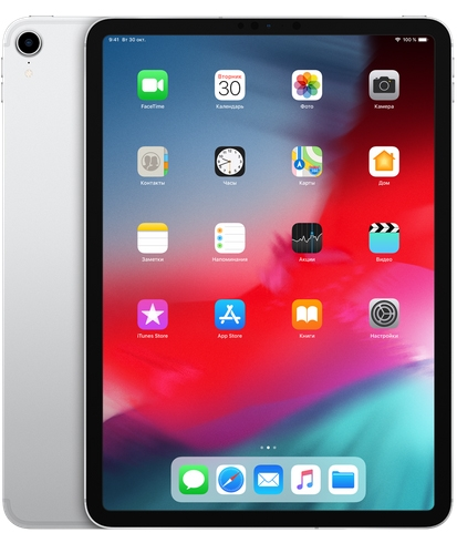 "Apple iPad Pro 11"" Wi-Fi + Cellular 512Gb Silver (MU1M2)"