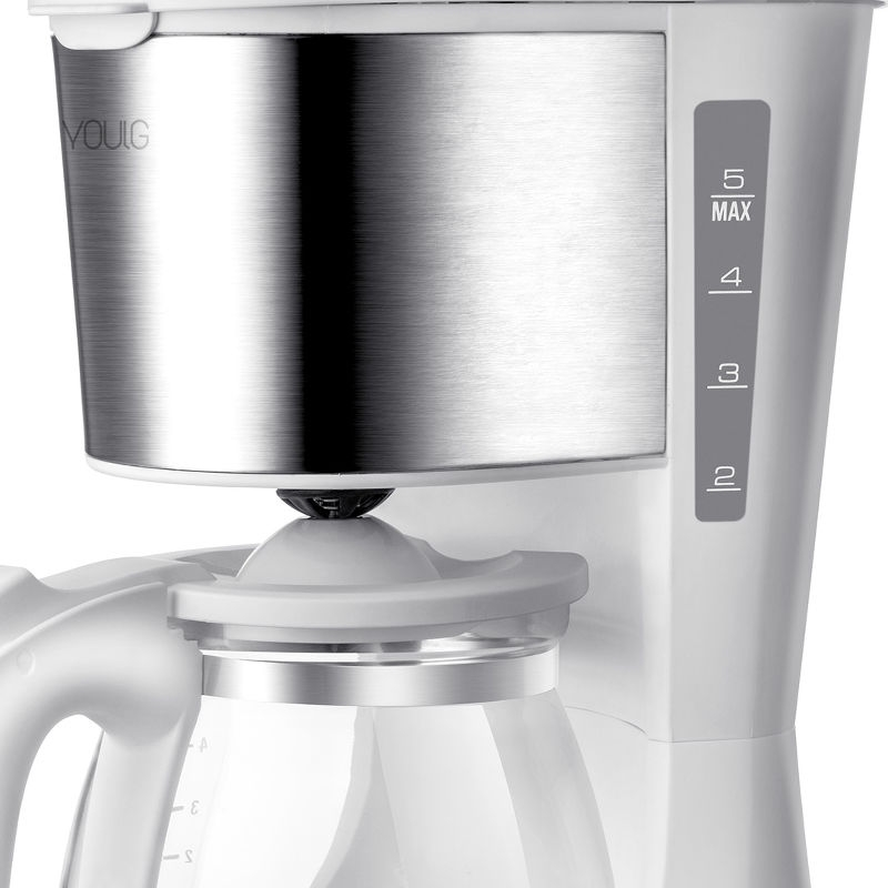 Капельная кофеварка XiaoMi Youlg Drip Coffee Machine White