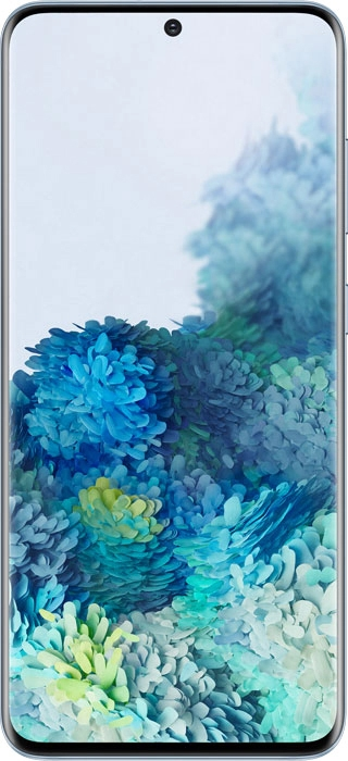 Смартфон Samsung Galaxy S20 128Gb Голубой (SM-G980F)