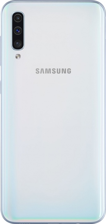 Смартфон Samsung Galaxy A50 64Gb Белый (SM-A505F)