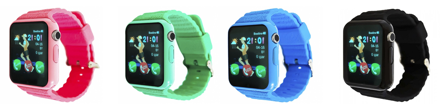 Smart Baby Watch SBW Plus
