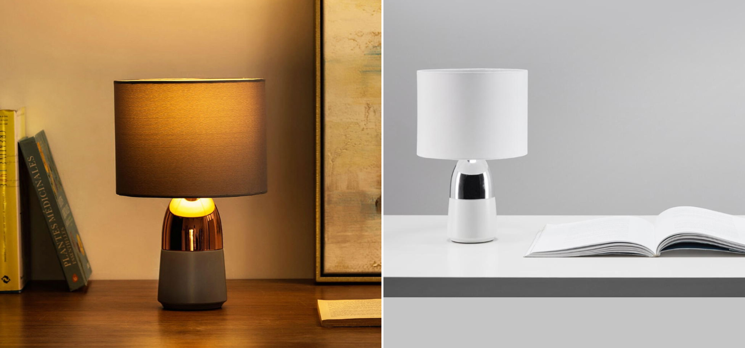 Oudengjiang Bedside Touch Table Lamp